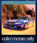 Colin McRae Rally Card 1