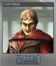 Fallen Enchantress Legendary Heroes Foil 1