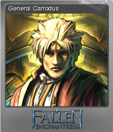 Fallen Enchantress Legendary Heroes Foil 4