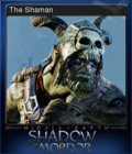 Middle-earth Shadow of Mordor Card 6