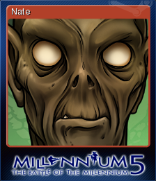 Millennium 5 - The Battle of the Millennium Card 5