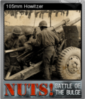 Nuts! The Battle of the Bulge Foil 3