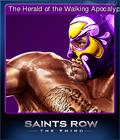 Saints Row The Third Card 1