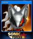Sonic Forces Card 7