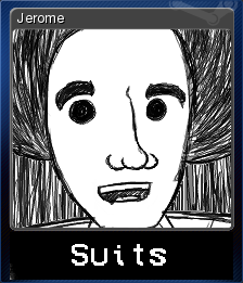 Suits A Business RPG Card 3
