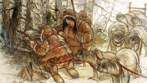 Syberia II Artwork 8