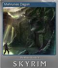 The Elder Scrolls V Skyrim Foil 3