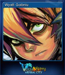 Valdis Story Abyssal City Card 2