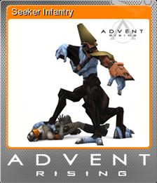 Advent Rising Foil 11