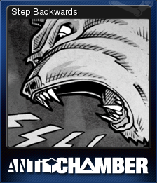 Antichamber Card 1