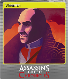 Assassin's Creed Chronicles India Foil 5