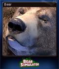 Bear Simulator Card 1