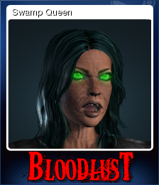BloodLust Shadowhunter Card 3