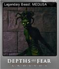 Depths of Fear Knossos Foil 6