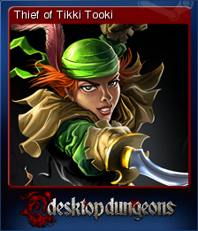 Desktop Dungeons Card 6