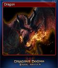 Dragon's Dogma Dark Arisen Card 3