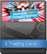 Drunken Robot Pornography Booster Pack