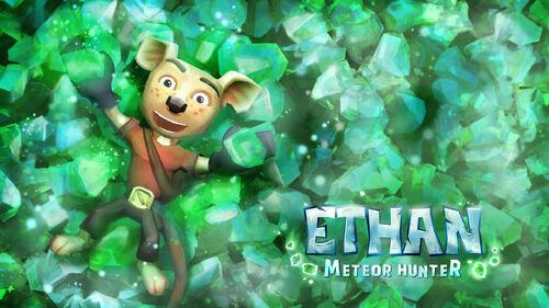 Ethan Meteor Hunter Artwork 5