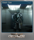 Gemini Wars Foil 5