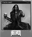 Hatred Foil 1