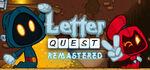 Letter Quest Grimm's Journey Remastered Logo