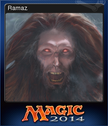 Magic 2014 Card 6