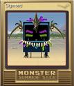 Monster Summer Sale Foil 05