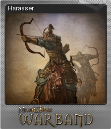 Mount & Blade Warband Foil 6