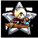 NekoChan Hero Collection Badge 4