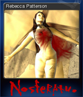 Nosferatu The Wrath of Malachi Card 4