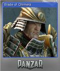Panzar Card 08 Foil
