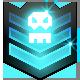 Revenge of the Titans Badge Foil