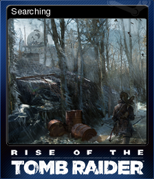 Rise of the Tomb Raider Card 5
