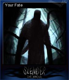 Slender The Arrival Card 5