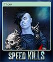 Speed Kills Card 5