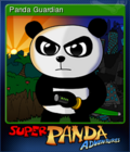Super Panda Adventures Card 1