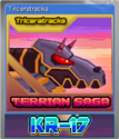 Terrian Saga KR-17 Foil 5