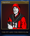 The Pit And The Pendulum Card 5