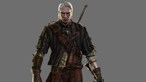 The Witcher 2 Assassins of Kings Artwork 8