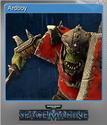 Warhammer 40,000 Space Marine Foil 11