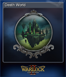 Warlock 2 the Exiled Card 03