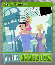 A Virus Named TOM Foil 10
