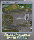 Airport Madness World Edition Foil 2