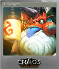 Chaos Heroes Online Foil 2