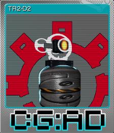 CortexGear AngryDroids Foil 2