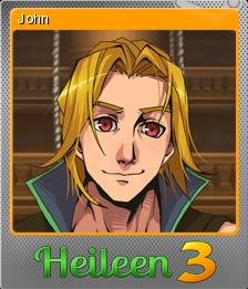 Heileen 3 New Horizons Foil 08