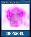 Iron Soul Card 3