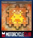 Motorcycle Club Card 3