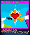 Organ Biker Card 2