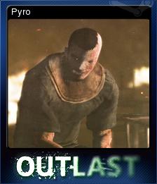 Outlast Card 5